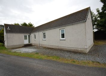 Thumbnail 3 bed detached bungalow for sale in Culriah, Bogmoor, Fochabers