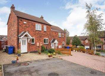 Thumbnail 2 bed semi-detached house for sale in Cameron Close, Brizlincote Valley, Burton-On-Trent