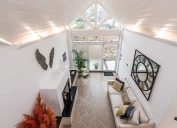The Gatehouse, Clapham SW4. 2 bed semi-detached house for sale