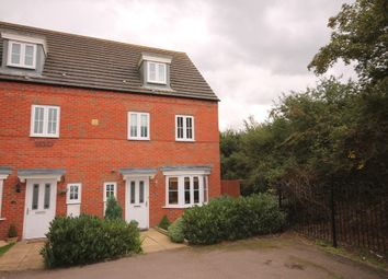Thumbnail 4 bed semi-detached house for sale in Ashmead Road, Woodlands Park, Bedford