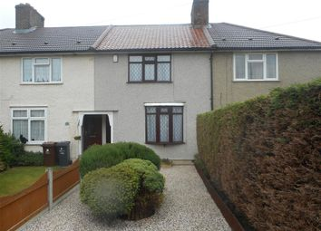 Thumbnail 2 bed terraced house for sale in Thompson Road, Dagenham, Essex