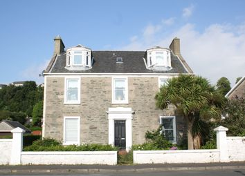 Thumbnail 2 bed flat for sale in 53 Ardbeg Road, Rothesay, Isle Of Bute