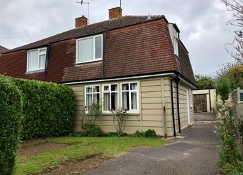 Thumbnail 3 bed semi-detached house for sale in St. Johns Road, Frome