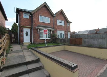 Thumbnail 3 bed semi-detached house to rent in Drayton Street, Walsall