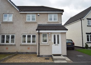 Thumbnail 3 bed semi-detached house to rent in Monument Way, Ulverston, Cumbria