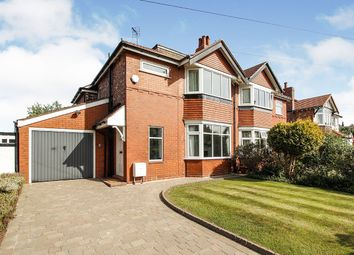 Thumbnail 3 bed semi-detached house for sale in North Park Road, Bramhall