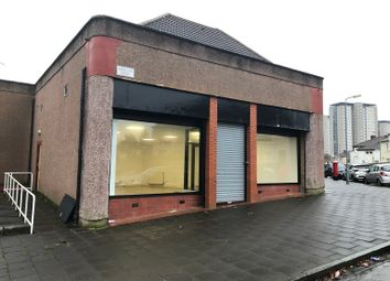 Thumbnail Retail premises to let in Kinellar Drive, Glasgow