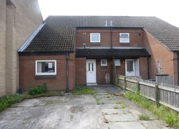 Thumbnail 2 bed terraced house for sale in Mansfield Road, Scunthorpe