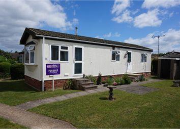 Thumbnail 2 bedroom detached bungalow for sale in Keys Park, Peterborough