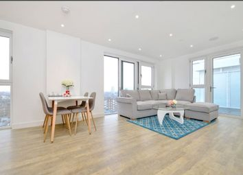 Thumbnail 2 bed flat for sale in Collet House, Nine Elms Point, London