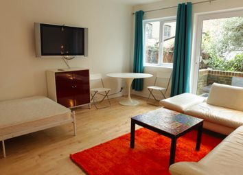 Thumbnail 3 bed flat to rent in Jamestown Road, Camden, London