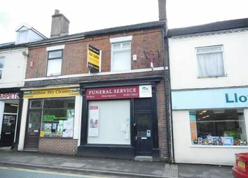 Thumbnail Retail premises for sale in Little Row, Brights Avenue, Kidsgrove, Stoke-On-Trent