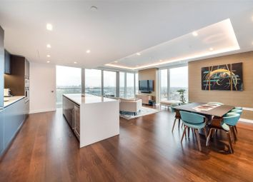 Thumbnail 3 bed flat for sale in Lillie Square, London