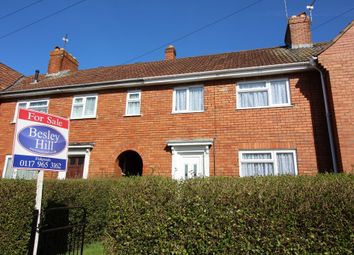 Thumbnail 3 bed terraced house for sale in Abingdon Road, Fishponds, Bristol
