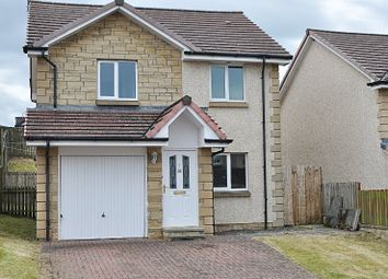 Thumbnail 4 bed detached house for sale in Dippol Crescent, Auchinleck, East Ayrshire