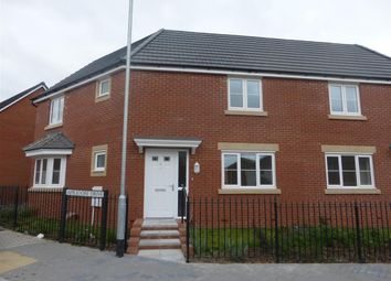 Thumbnail 3 bed property to rent in Appledore Drive, Bridgwater