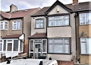 Thumbnail 3 bed end terrace house for sale in Cecil Road, Croydon