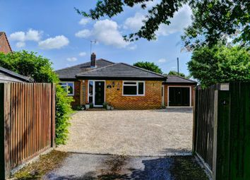 Thumbnail 4 bed detached bungalow for sale in Lower Icknield Way, Longwick, Princes Risborough