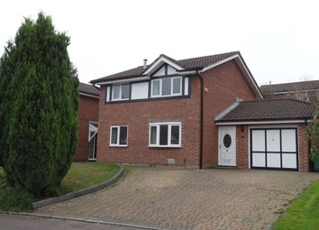 Thumbnail 4 bed detached house for sale in Lavender Close, Fulwood, Preston