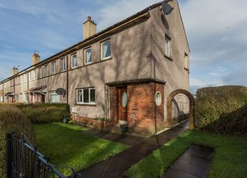 Thumbnail 3 bed terraced house for sale in 35 Marnock Terrace, Paisley