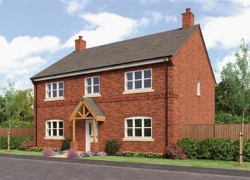Thumbnail 5 bedroom detached house for sale in Thorntree Road, Brailsford, Ashbourne