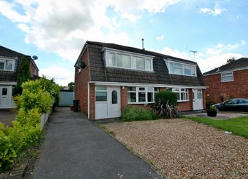 Thumbnail 3 bedroom semi-detached house to rent in Ferrers Close, Castle Donington, Derby