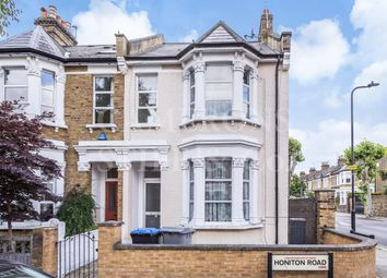 Thumbnail 5 bed end terrace house for sale in Honiton Road, London