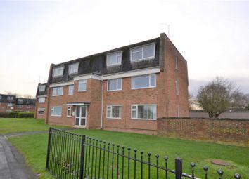 Thumbnail 2 bedroom flat for sale in Kimmeridge Close, Nythe, Swindon