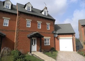Thumbnail 4 bed semi-detached house to rent in The Tythings, Middleton Cheney, Banbury