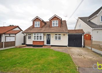 Thumbnail 4 bed detached house for sale in Page Road, Bowers Gifford, Basildon