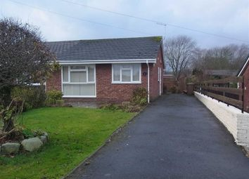 Thumbnail 2 bed bungalow to rent in 1, Meadow Lea, Oswestry, Shropshire