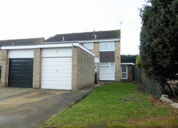 Thumbnail 3 bedroom semi-detached house for sale in Harrow Close, Swindon