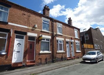 Thumbnail 3 bed terraced house for sale in Webster Street, Newcastle-Under-Lyme