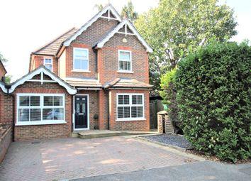 New Haw, Addlestone, Surrey KT15. 4 bed detached house
