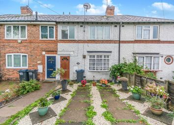 Thumbnail 3 bed terraced house for sale in Dolphin Lane, Acocks Green, Birmingham