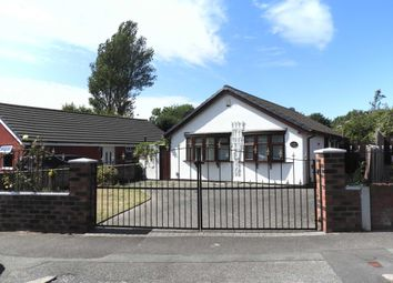 Thumbnail 3 bed detached bungalow for sale in Melrose Road, Kirkby, Liverpool