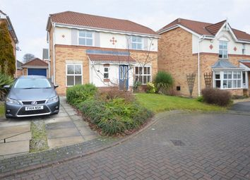 Thumbnail 4 bed detached house to rent in Woodlea Fold, Meanwood, Leeds