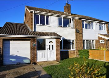 Thumbnail 3 bed semi-detached house for sale in Thorpe Road, Earls Barton