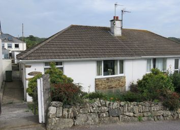 Thumbnail 2 bed semi-detached bungalow for sale in Pendrea Road, Gulval, Penzance