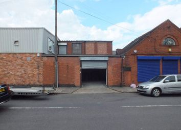 Thumbnail Warehouse to let in Rear, Baggrave Street, Leicester