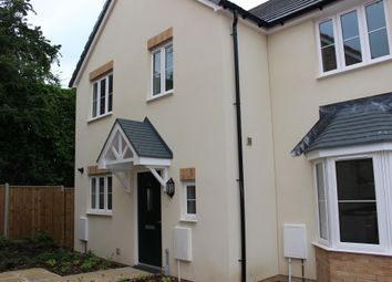 Thumbnail 3 bed semi-detached house for sale in Park Road, Yeovil