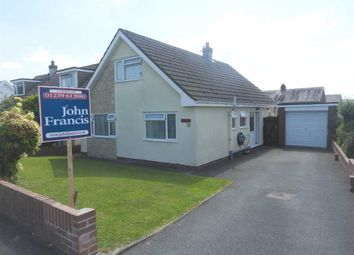 Thumbnail 4 bedroom detached bungalow for sale in Heol Helyg, Cardigan