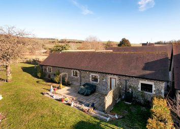 Thumbnail 2 bed barn conversion for sale in Pratling Street, Aylesford