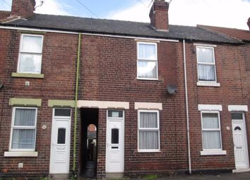 Thumbnail 2 bed terraced house to rent in 21 Clifton Avenue, Clifton, Rotherham