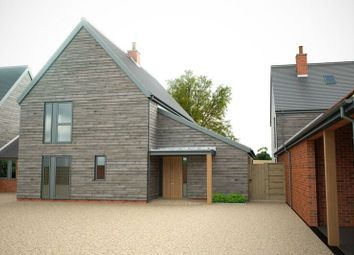 Thumbnail 5 bed link-detached house for sale in Brickyard Lane, Reed, Royston