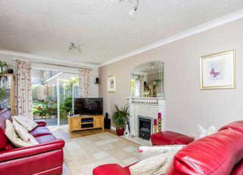 Thumbnail 4 bed detached house for sale in Darien Way, Thorpe Astley, Leicester