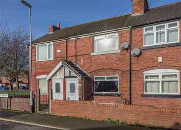 Thumbnail 2 bedroom terraced house for sale in Lincoln Street, Maltby, Rotherham, South Yorkshire