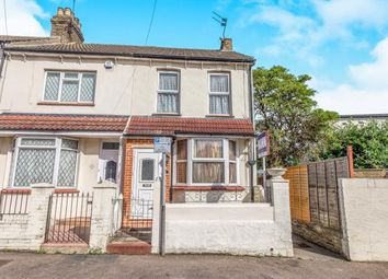 Thumbnail 2 bedroom end terrace house for sale in Jeyes Road, Gillingham, Kent, .