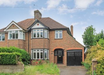 Thumbnail 3 bed semi-detached house to rent in Grove Road, Tring, Hertfordshire