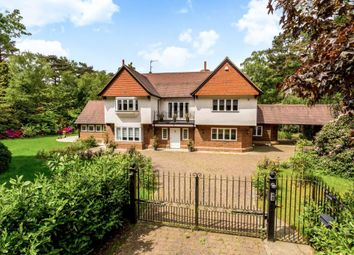 Thumbnail 7 bed detached house for sale in Prince Consort Drive, Ascot